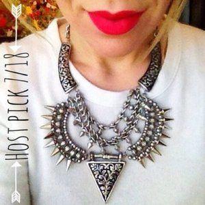 Jewelry | Tribal Chic Necklace